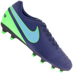 Chuteira Nike Tiempo Rio 3 Fg De Campo Adulto