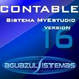 Módulo Contable Para Balances - Sistema Myestudio 16.0