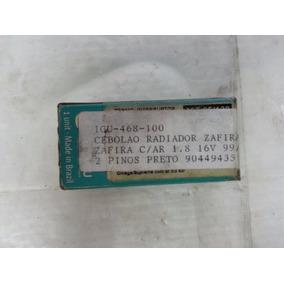 Cebolão Radiador Zafira C Ar 1.8 16v Após 1999 2 Pinos Preto