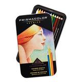 Lápices De Prismacolor Premier Color Woodcase, Envío Gratis