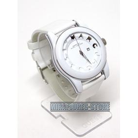 Reloj Marc By Marc Jacobs Mbm4008 Correa De Cuero Para Dama
