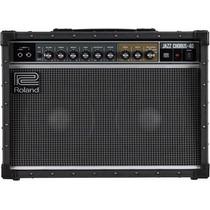 Amplificador Roland Jc40 Para Guitarra 40w 2x10 Jazz Chorus