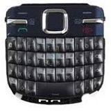 Teclado Nokia C3 C3-00 Cor Azul 100% Original + Garantia