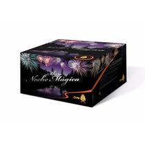 Bateria Torta Show Noche Mágica - Fuegos Artificiales