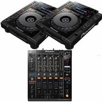 Kit Cdj900 + Djm900
