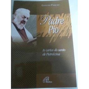 Padre Pio Novo E Com Dedicatória