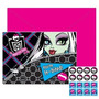 Fiesta Monster High Set De 8 Invitaciones Importadas!!