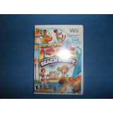 Videojuego Nintendo Wii Vacation Isle Beach Party Oferta Vbf