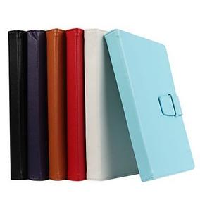 Capa Universal Couro Tablet 7 Polegadas Foston Genesis Galax