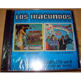 Los Iracundos Discografia Completa Vol 8 Cd Sellado / Kktus