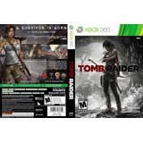Tomb Raider Xbox 360 - Giftcard, Código, Voucher