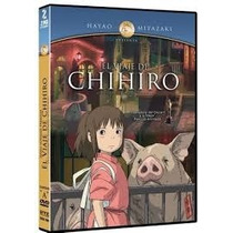 El Viaje De Chihiro Hayao Miyazaki