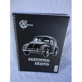 Caderno Universitário Pretinho Básico