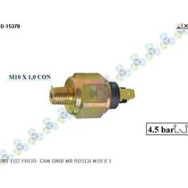Interruptor Luz De Freio Saveiro 1.6 8v Gasolina 80/94 - Vdo