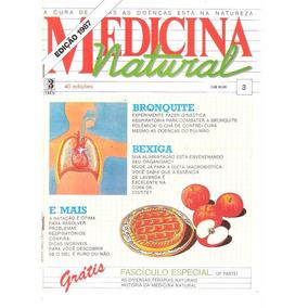 Medicina Natural 3 - 1987 - Editora Três