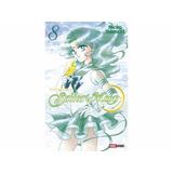 Sailor Moon 08 Panini Manga. México. Nuevo. Sailor Neptune