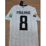 Camisa Corinthians Campeão Mundial 2012 Nike Craque Paulinho