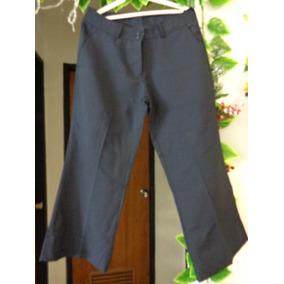 Pantalon Para Liceo Y Delantar De Prescolar Para Nina