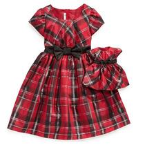 Vestido/vestido De Boneca Bonnie Jean 3 Anos