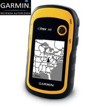 Gps Garmin Etrex 10 Autorizada Garmin 12x Sem Juros Brasil
