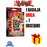 Yugioh Oferta!- Baraja Starter Jaden 54 Cartas Version Orica
