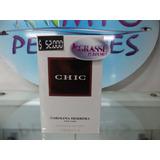 Perfume Chic 80 Ml Carolina Herrera Dama