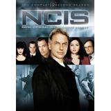Ncis Criminologia Naval Temporada 2 Dos Importada Dvd