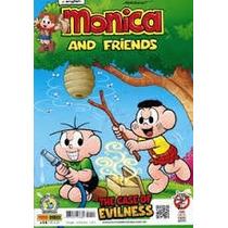 Gibis Monica And Friends E Monicas Gang Diversos Alfabetizaç