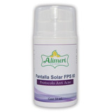 Pantalla Solar Facial Fps 50 - Solución Anti Acné