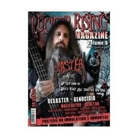 Revista Lucifer Rising Nº 9 Grátis Cd