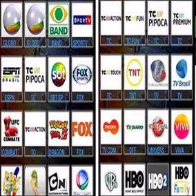Tv A Cabo No Celular Android Pc Canais Lista M3u Ao Vivo