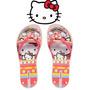 Chinelo Hello Kitty Friends Ipanema Rosa 25863