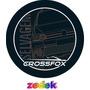 Capa Roda Estepe Crossfox - Selvagem - Personalizada