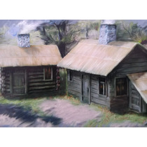 1/72 Modelismo A Escala Pegasus Russian Farm Houses $350