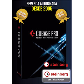 Cubase Pro 9 No Atelie Do Som, Rev Autorizada Steinberg