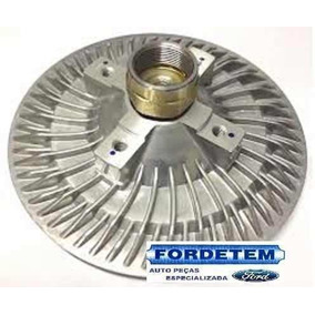 Polia Embreagem Viscosa Ford F1000 3.6 Carburada
