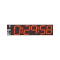 Timer Cross Fit - Crossfit Relogio Controle Remoto + Buzzer