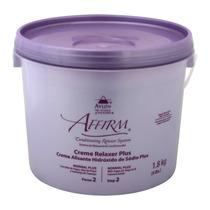 Affirm Creme Alisante Relaxer Plus Sódio Plus Passo 2- 1.8kg