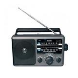 Radio Microsonic Pr16, A Corriente O A Pila