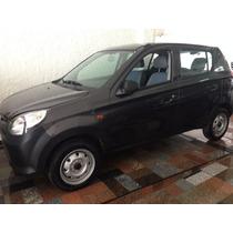 Suzuki Alto 800 Standar Con Bloqueo Y Alarma 0km