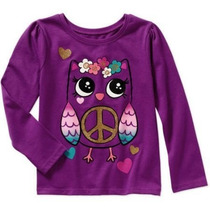 Franelas Y Sweaters Importados De Niñas
