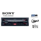 Estereo Usb Sd Mp3 Entrada Auxiliar Sony Dsxa100u 55w X 4