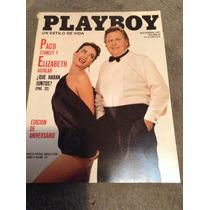 Playboy Elizabeth Aguilar