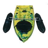 Estabilizador Inox Para Caiaque Em Plastico Injetado