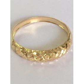 Promoção Anel Aparador Diamantado Joia Ouro 18k 750 + Brinde
