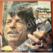 Españoles, Manitas De Plata, Flamenco Magic, Lp 12´,