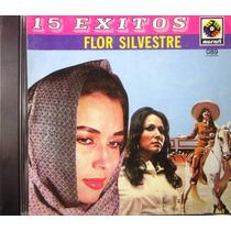 Flor Silvestre - 15 Éxitos