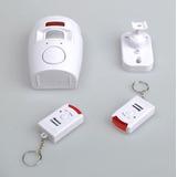 Alarma Con Sensor De Movimiento A Control Remoto