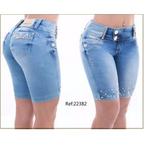 Bermuda Pit Bull Jeans Original Modela Bumbum