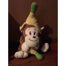 Peluche Chango Con Banana